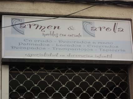 Carmen & Carola