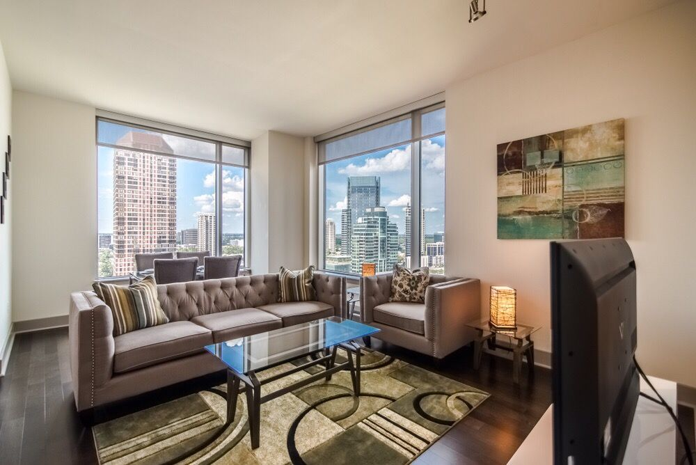 Charming Photo Of Royal Corporate Housing   Houston, TX, United States. Fully Furnished  Apartments