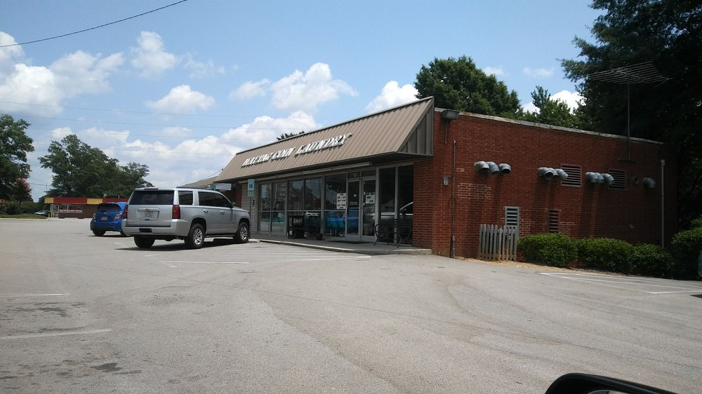 Maytag Coin Laundry: 15 Jones Franklin Rd, Raleigh, NC