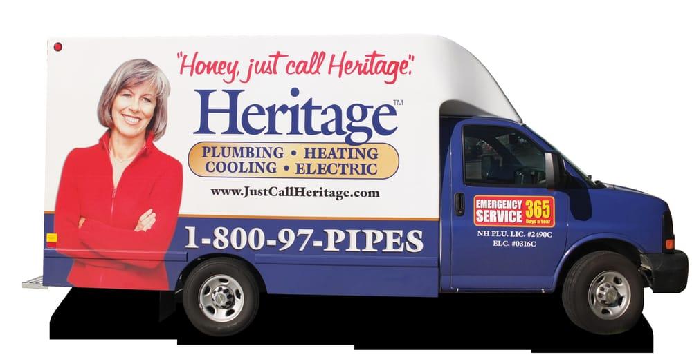 Heritage truck yelp
