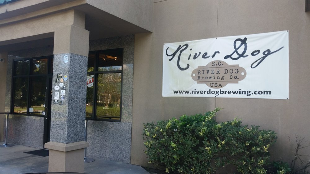 River Dog Brewing Co: 591 Browns Cove Rd N, Ridgeland, SC