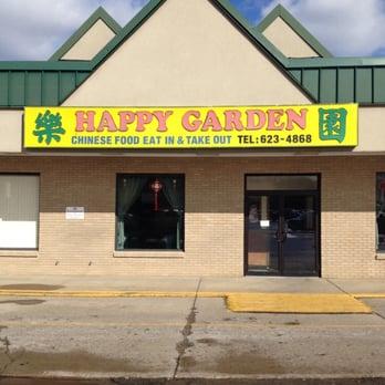 Happy Garden Chinese Restaurant Clarksburg Wv