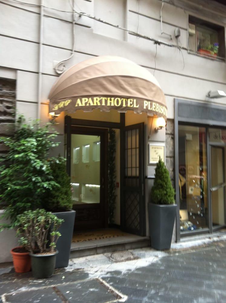 Apart Hotel Plebiscito Napoli