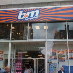 B M Bargains Pound Shops 27 Rosemary Street The Cathedral