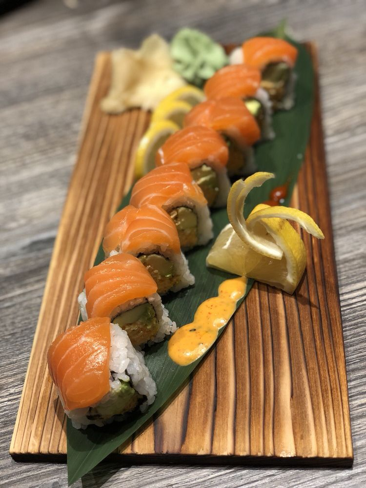 Social Spots from Tamashi Japanese Restaurant