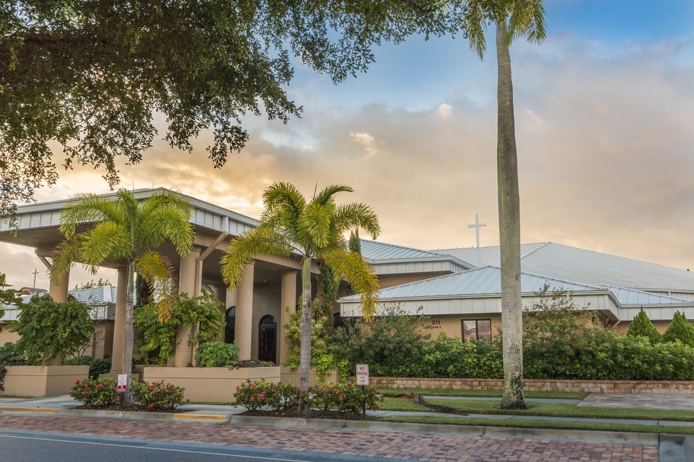 Catholic Church-Sacred Heart: 211 W Charlotte Ave, Punta Gorda, FL