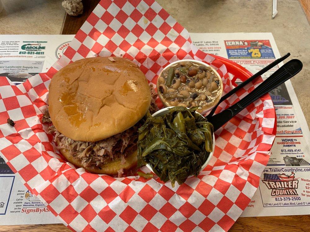 Hungry Harry's Family Bar-B-Que: 3116 Land O Lakes Blvd, Land O' Lakes, FL