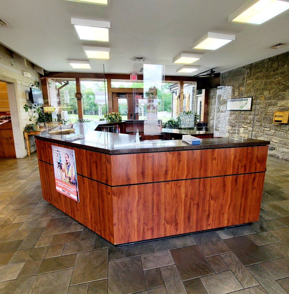 Tennessee Welcome Center: 6111 Lake Spring Rd, Portland, TN