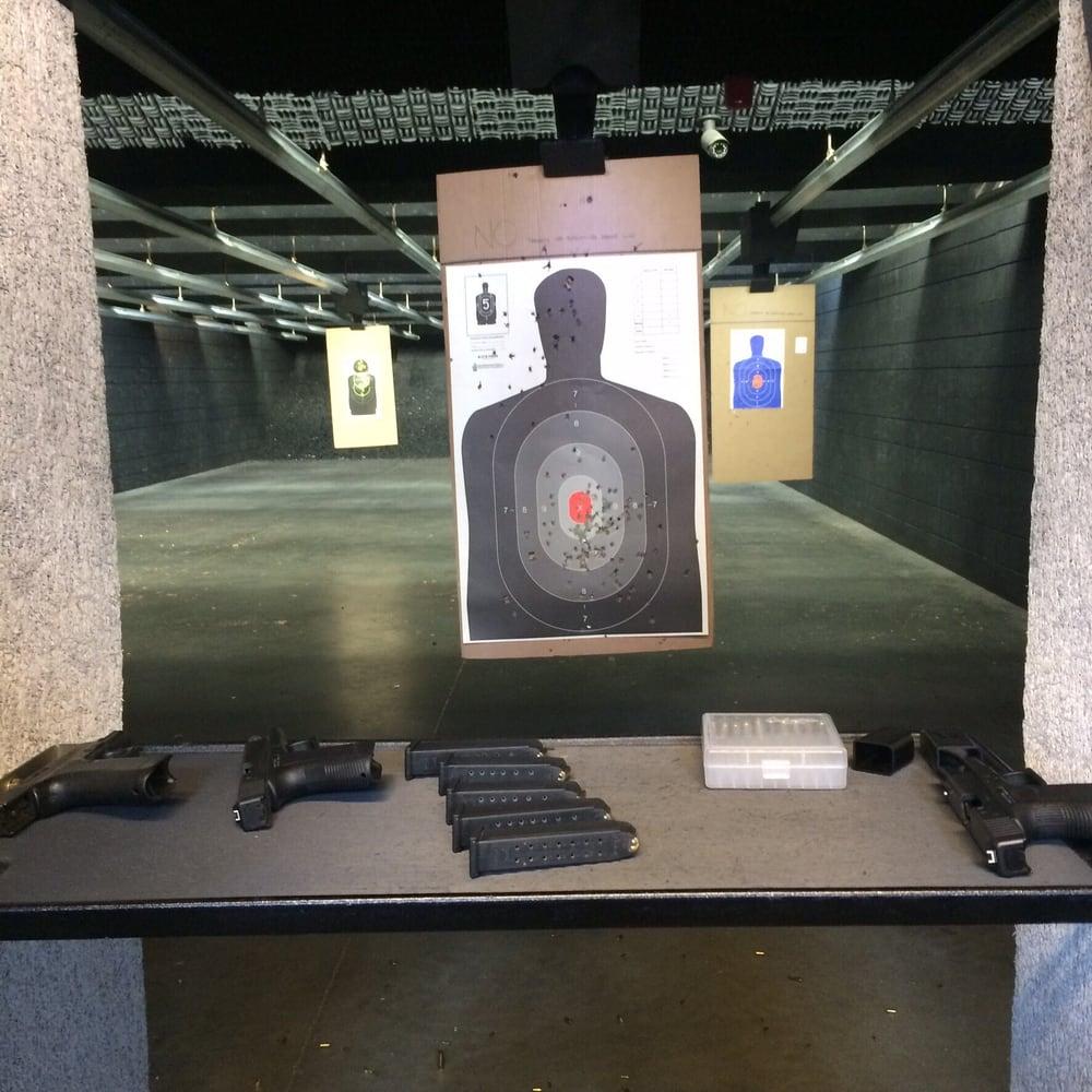 Prescott Gun Club: 1200 Iron Springs Rd, Prescott, AZ