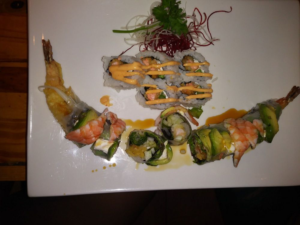 Tsunami Sushi: 317 W Central Ave, Winter Haven, FL