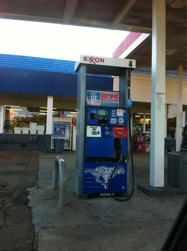 Diesel Gas Station Near Me >> Exxon - Gas Stations - Hwy 430, Vaiden, MS, United States - Yelp