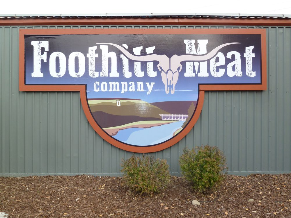 Foothill Meat Company: 3311 Foothill Blvd, Oroville, CA