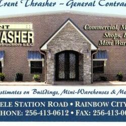 Photo Of Trent Thrasher Construction   Rainbow City, AL, United States