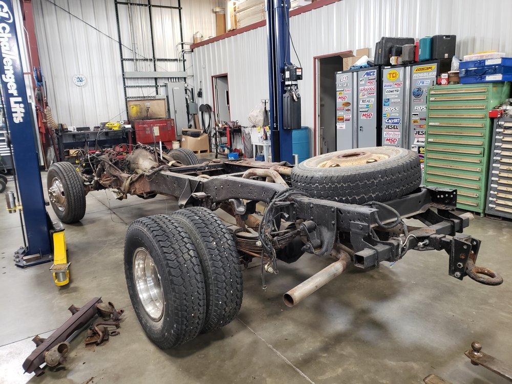 Vintage Mechanical Works: 806 Prosperity Dr, Sterling, IL