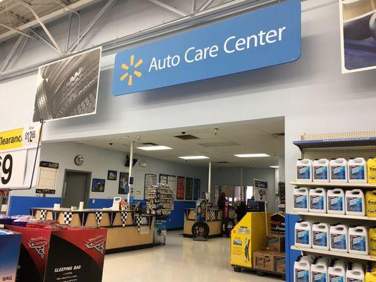 Walmart Car Service Center: Walmart Auto Care Centers 1149 Nimmo Pkwy Virginia Beach