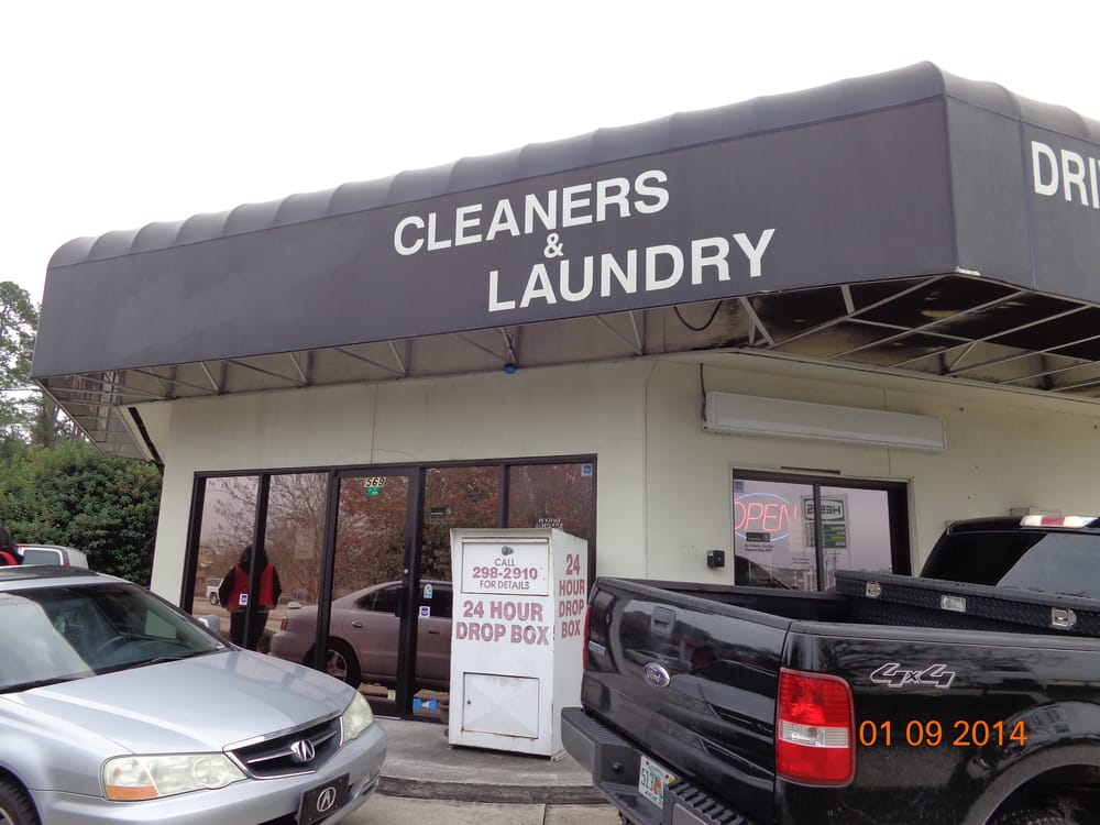 Orange Park Dry Cleaners: 569 Blanding Blvd, Orange Park, FL