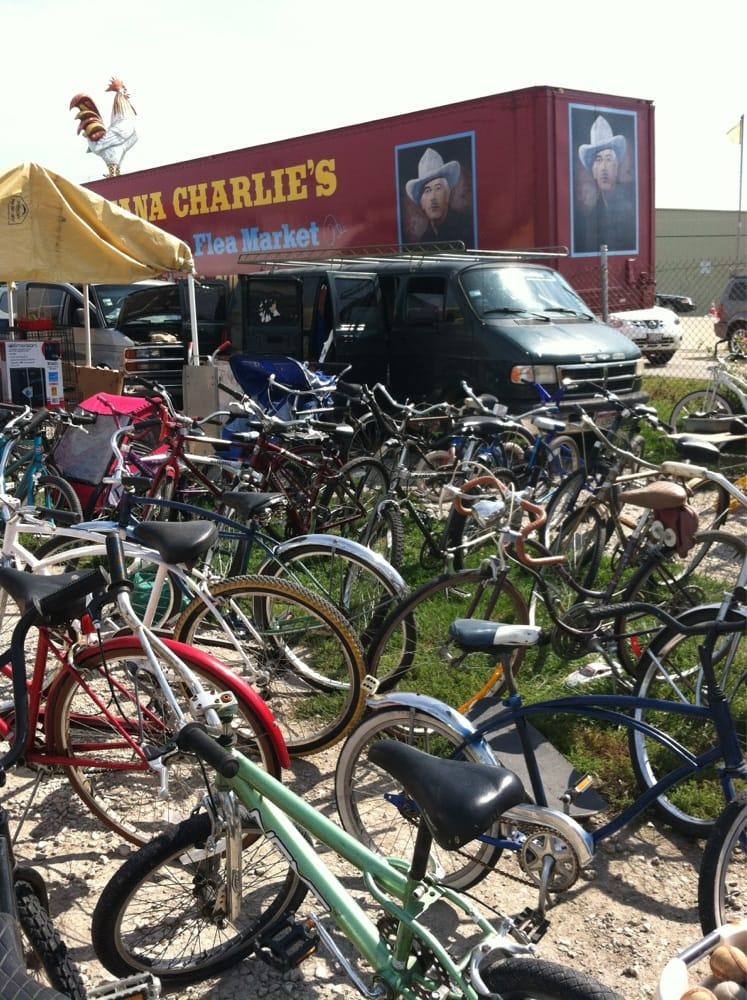 Montana charlie s 10 reviews flea markets 255 s for Charlie s fish market