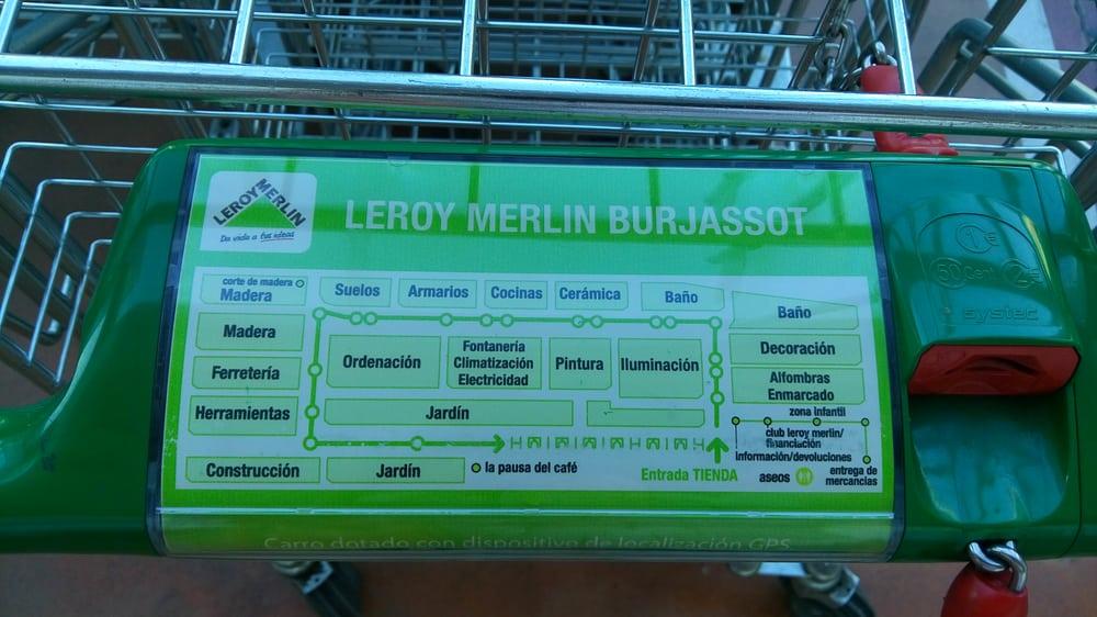 Leroy merlin 12 foto cucine e bagni avenida de la for Leroy merlin gijon telefono