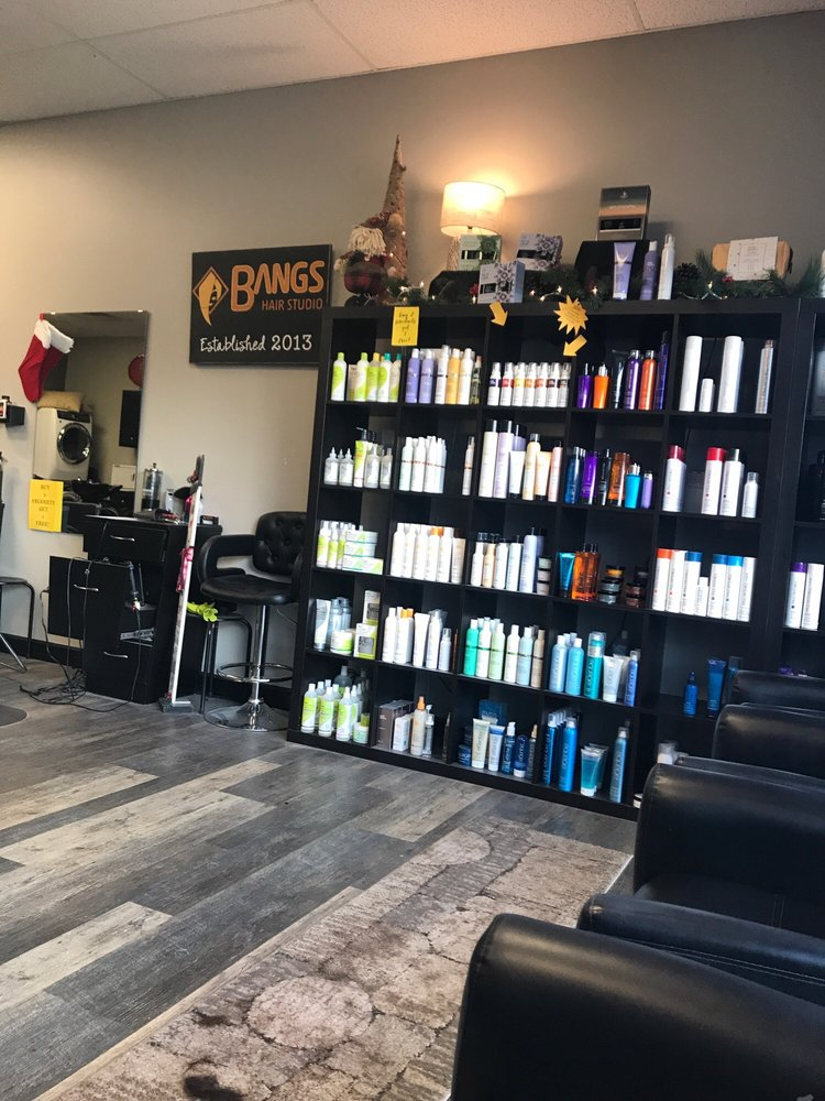 Bangs Hair Studio: 1111 Joliet St, Dyer, IN