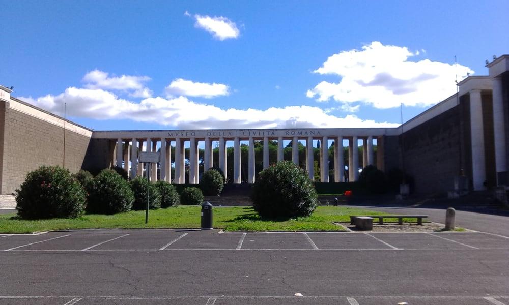 Museo della civilt romana musei piazza g agnelli 10 for Piani storici per la seconda casa dell impero