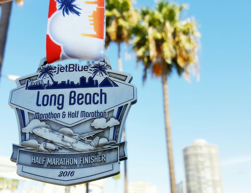 Long Beach Marathon and Half Marathon