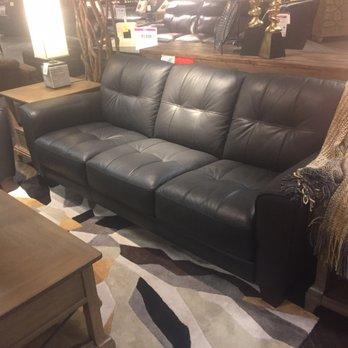 Beau Photo Of Steinhafels   Kenosha, WI, United States. Bovale Sofa Is China  Leather
