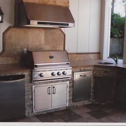 Outdoor Kitchens by Design - 18 Photos - Contractors - 688 Kingsley ...