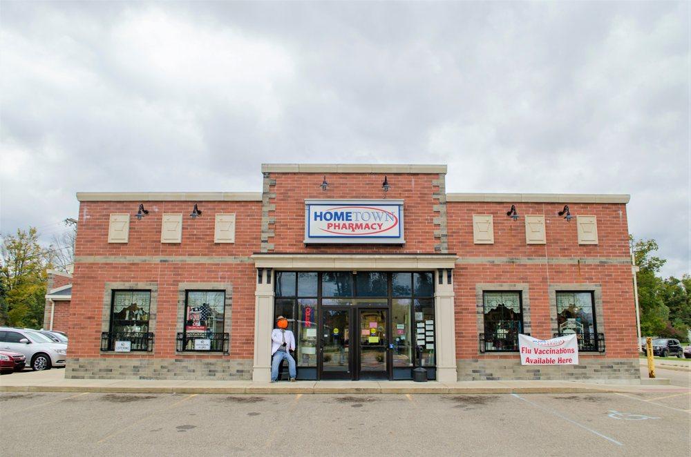 HomeTown Pharmacy - Bangor: 3 W Monroe St, Bangor, MI