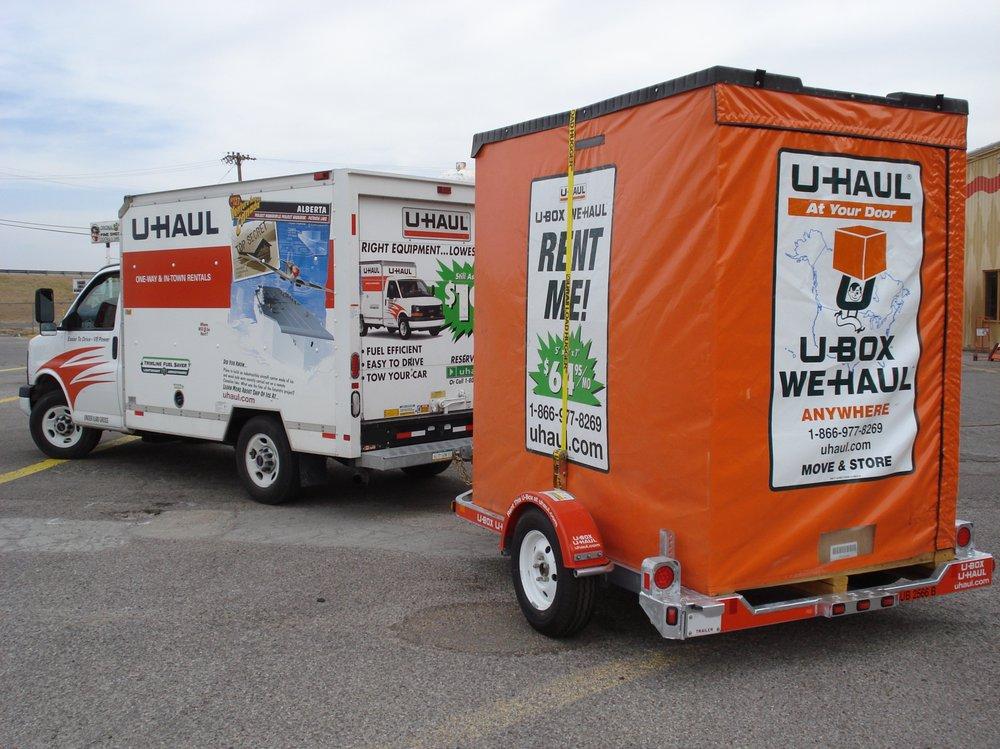 U-Haul Moving & Storage at Rockrimmon