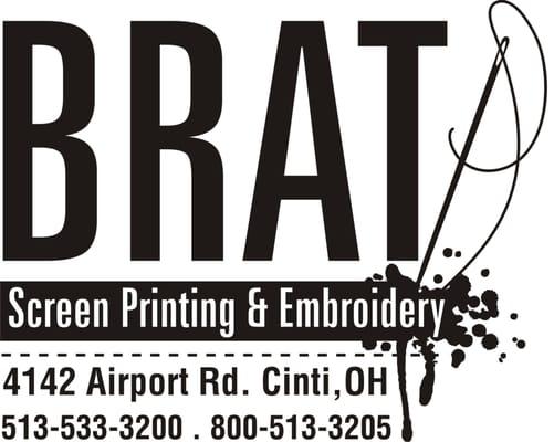 Brat Screen Printing Embroidery Screen Printingt Shirt Printing