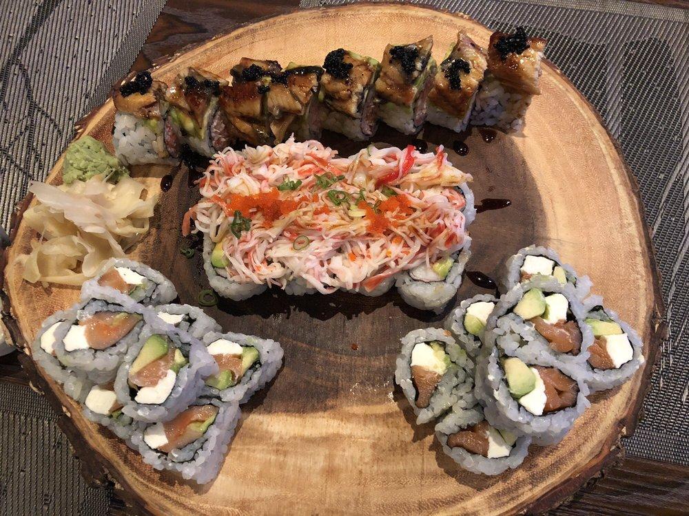 Fin Sushi & Grill: 24123 Peachland Blvd, Port Charlotte, FL