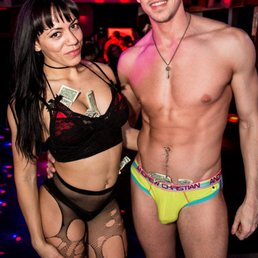 from Leandro flamingos gay club