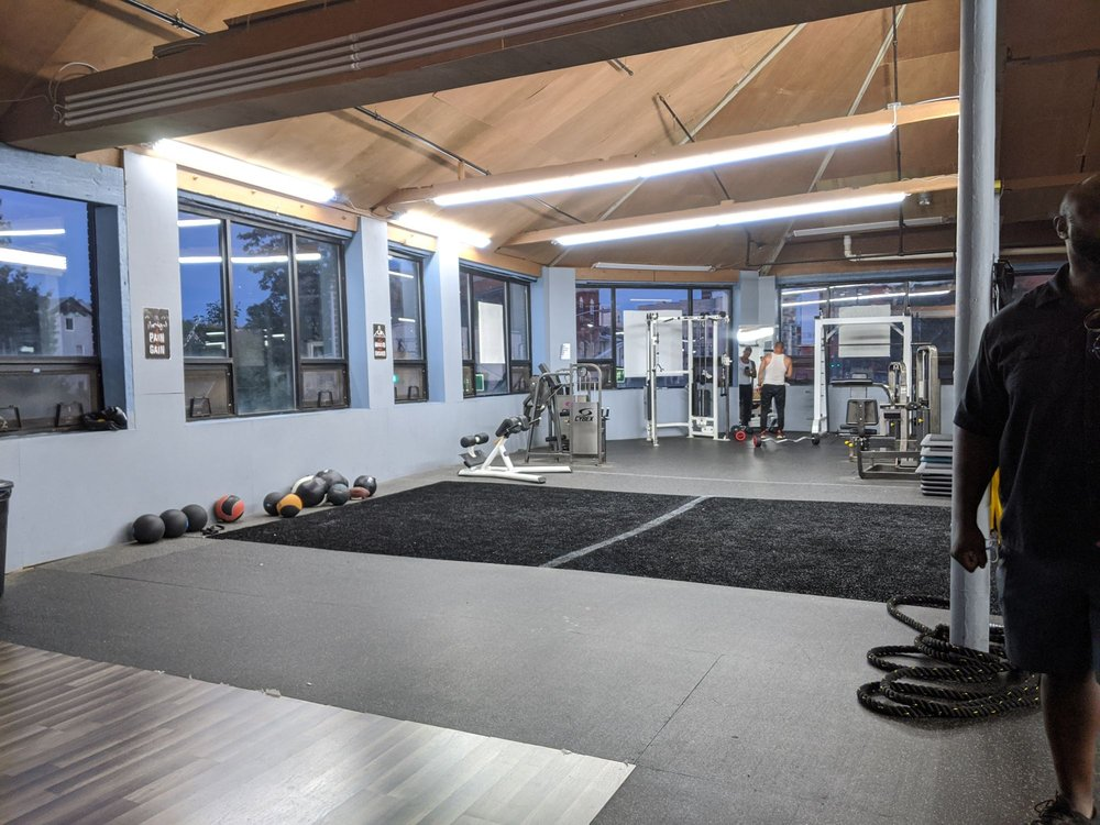 The Workout Gym Paterson