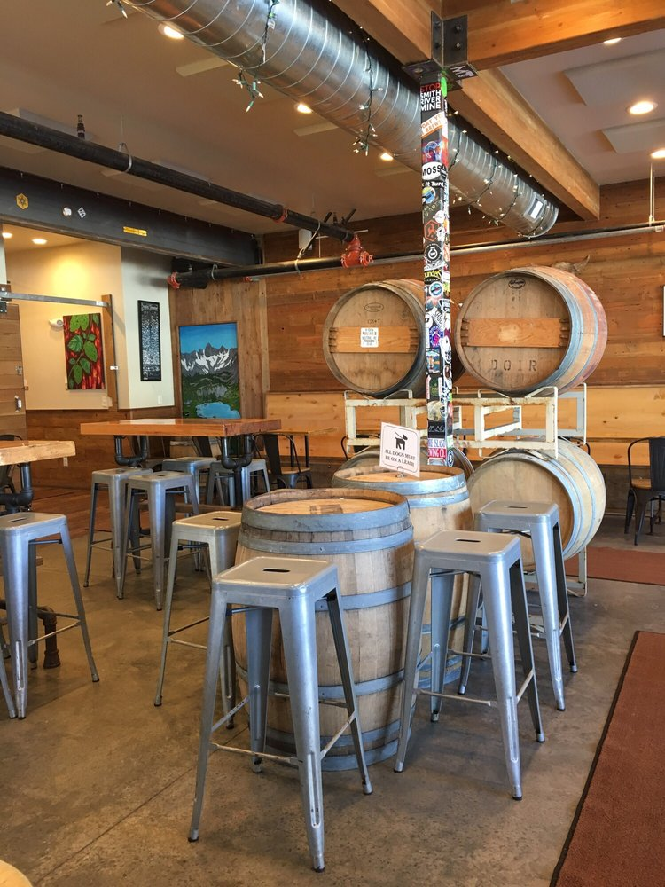 Beehive Basin Brewery: 245 Town Center Ave, Big Sky, MT