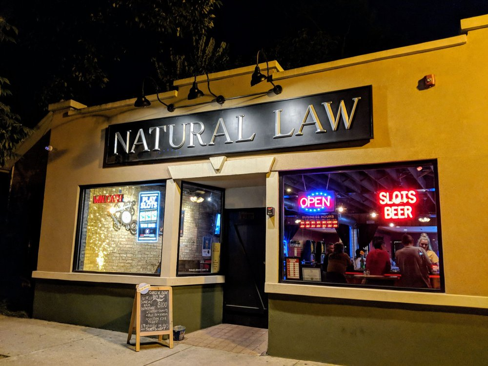 Natural Law: 13404 Olde Western Ave, Blue Island, IL