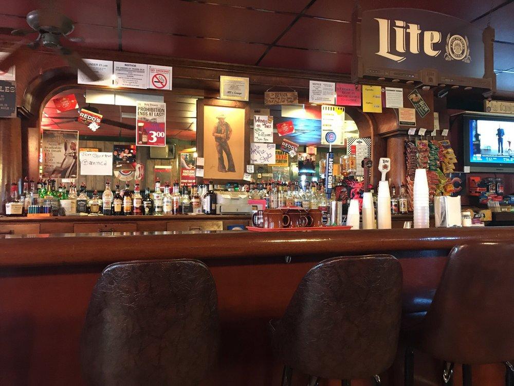 A J's Lounge: 324 Front St, Benson, IL