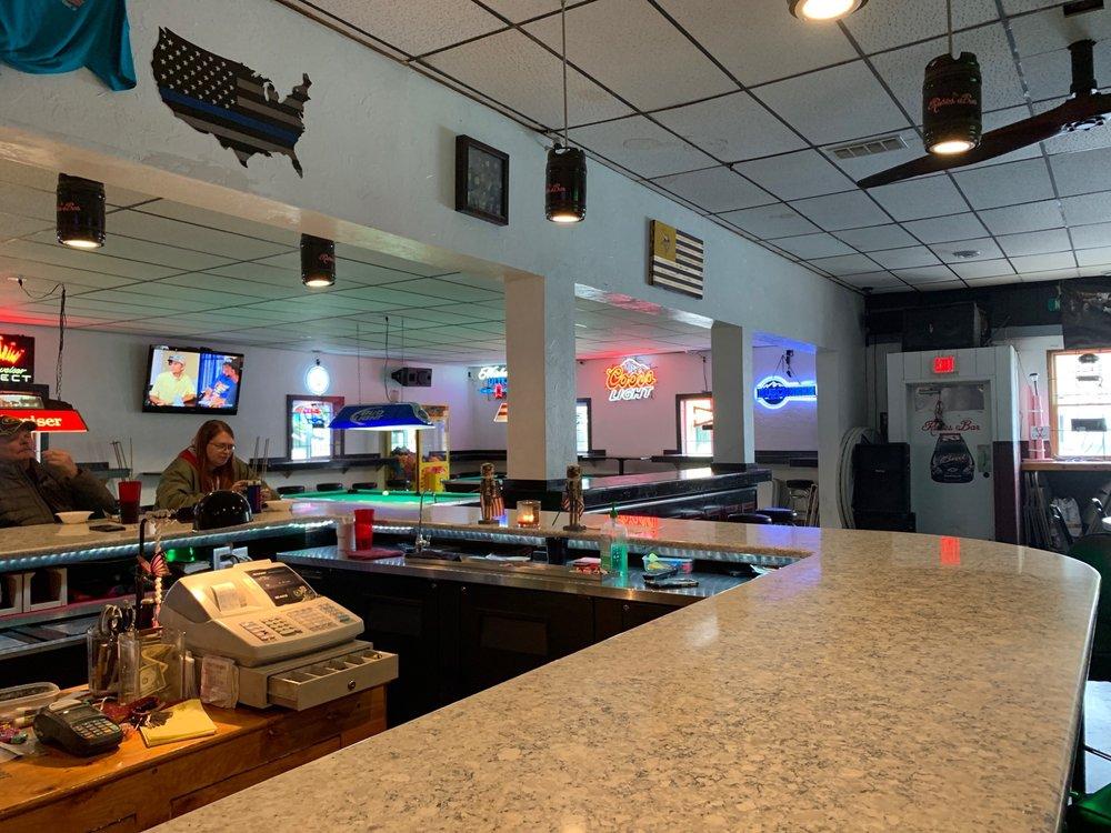 Rubies Bar: 817 Main St, Center Point, IA