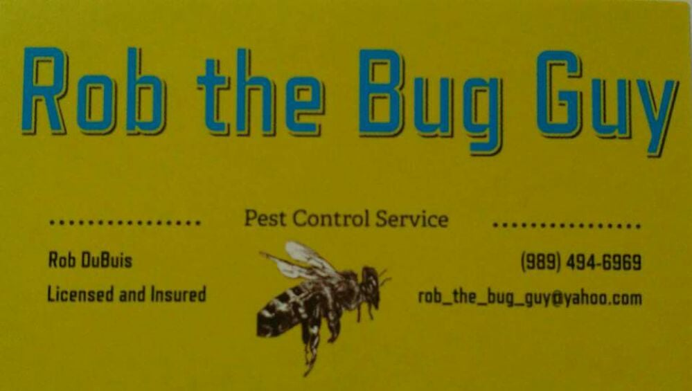 Rob The Bug Guy: 2450 Krouse Rd Lot 448, Owosso, MI