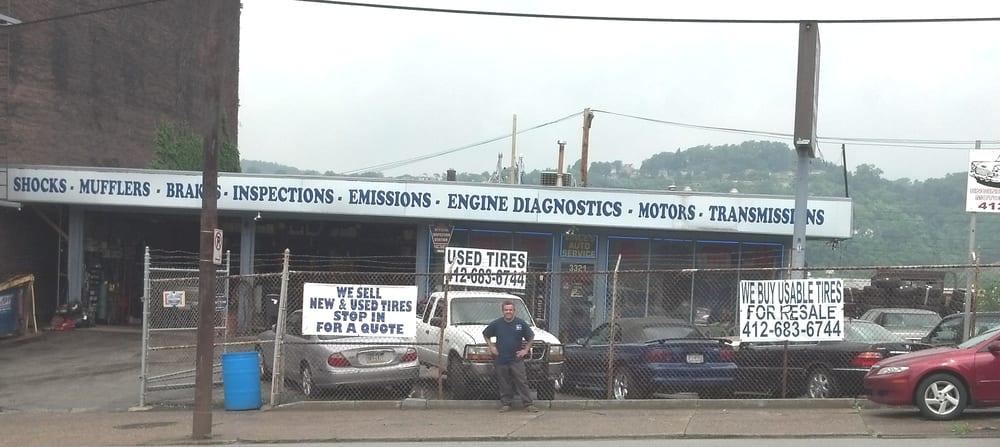 Vince's Auto Service