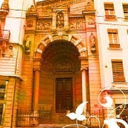 Glise notre dame saint vincent glise 17 rue de la for 9 rue du jardin des plantes 69001 lyon