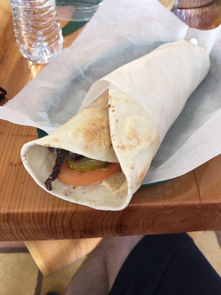 Malek Shawarma: 11 E Pleasant St, Amherst, MA