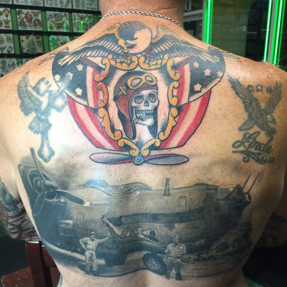 Shamrock Tattoo: 1435 N US Hwy 1, Ormond Beach, FL