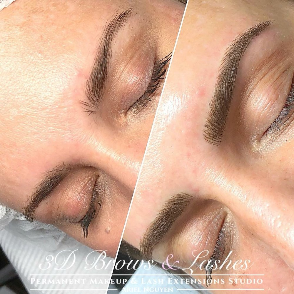 c12d9464071 71 photos for 3D Brows & Lashes - Permanent Makeup and Lash Extensions  Studio