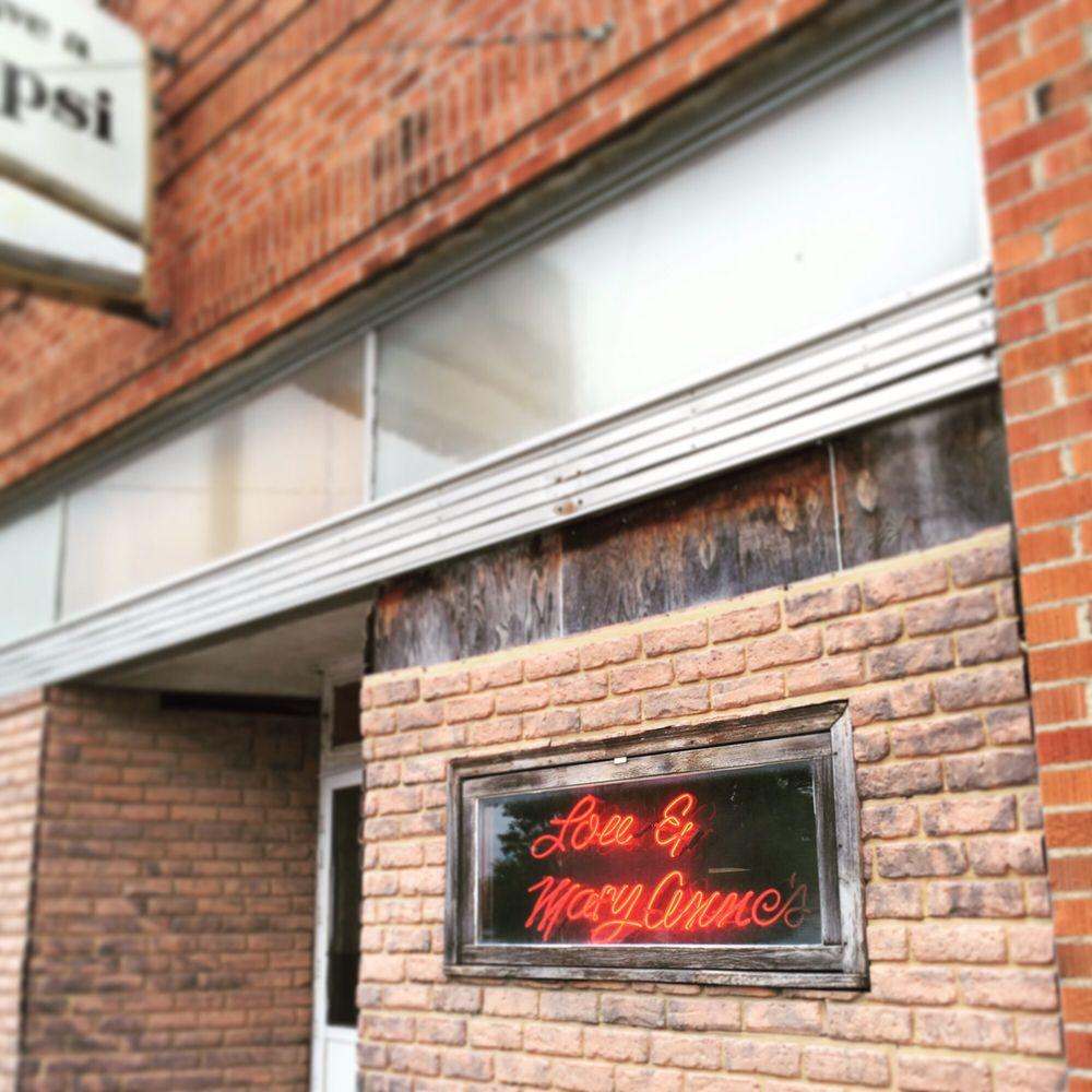 Lou & Mary Anne's Bar: 176 Elm, Bee, NE