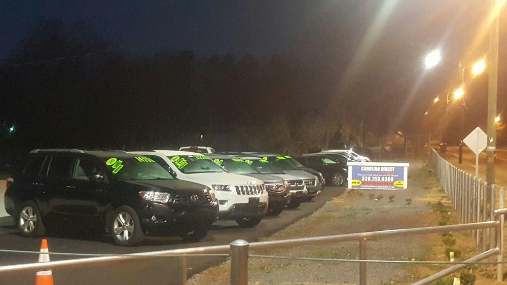 Carolina Direct Auto Sales: 400 Locust St, Mocksville, NC