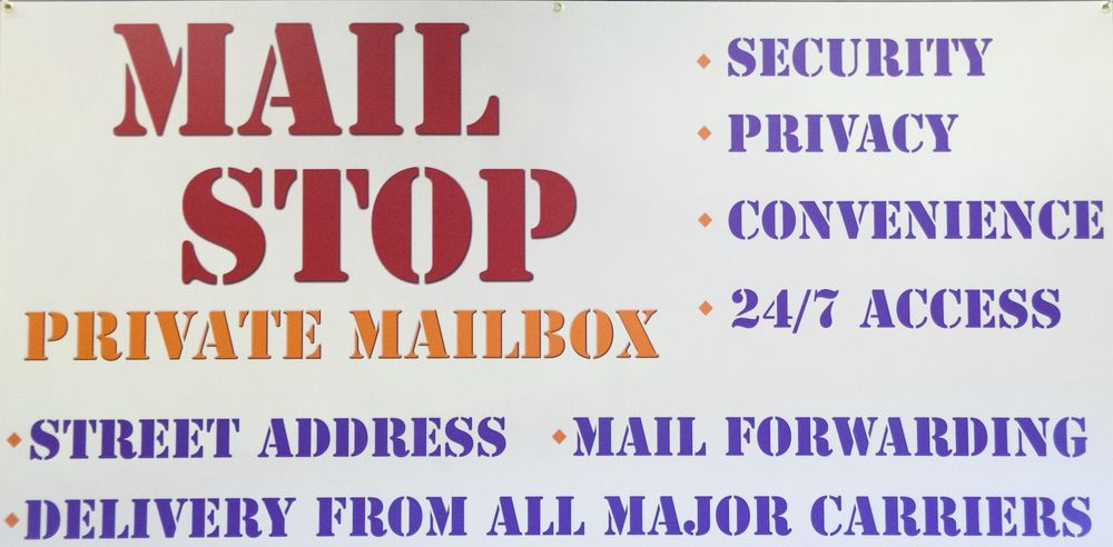 The Mail Stop