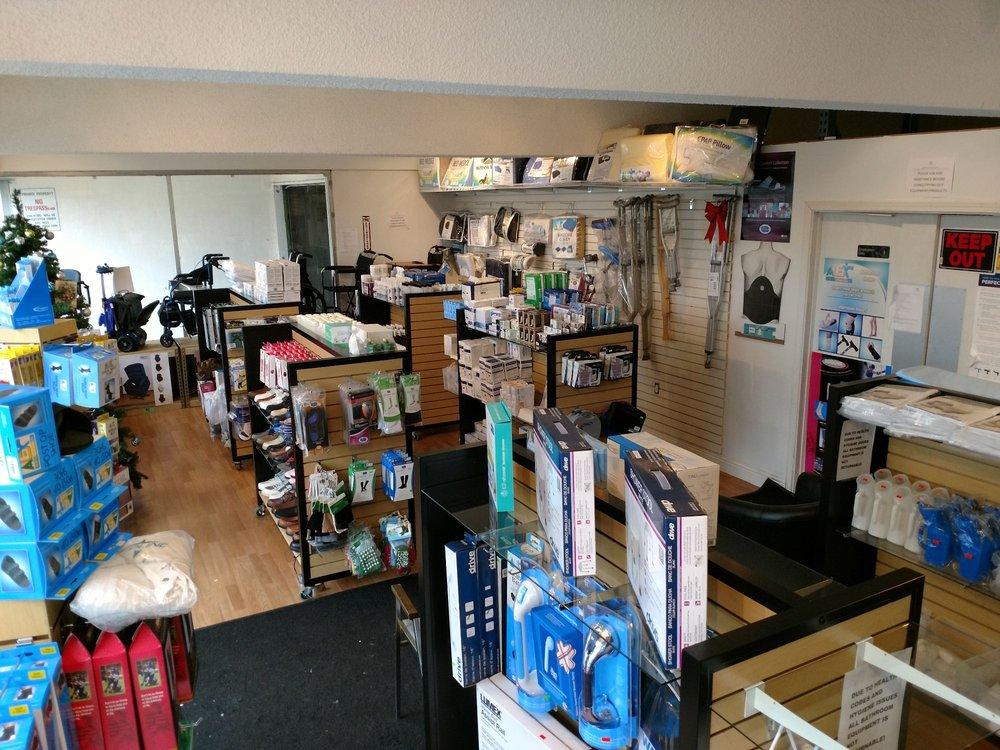 Independent Life Medical Supplies: 2036 Blake St, Berkeley, CA