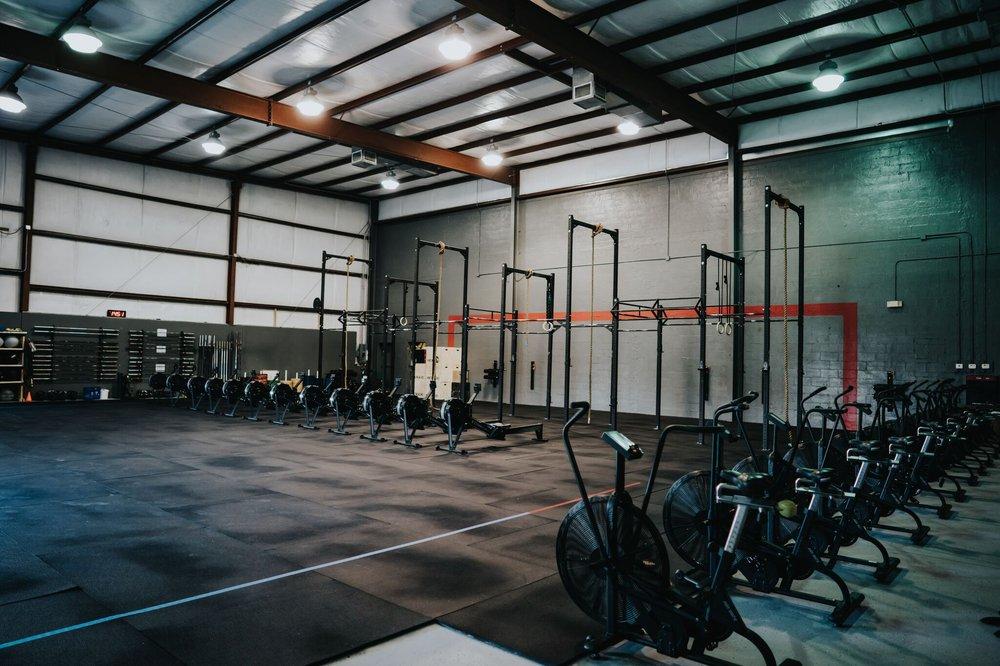 CrossFit Auburndale: 202 North Park St, Auburndale, FL