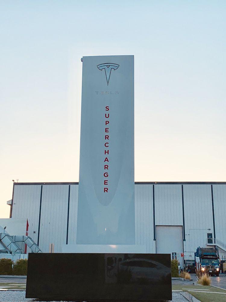Tesla Supercharger: 3203 Jack Northrop Ave, Hawthorne, CA