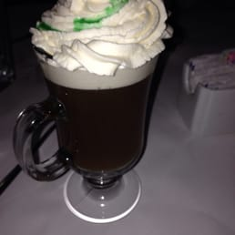 Quinta Steakhouse - Pearl River, NY, United States. Irish coffee- extremely strong!